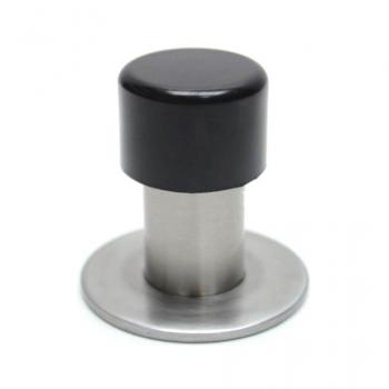 Дверной отбойник APECS DS-009 INNOX  (нержавеющая сталь)
