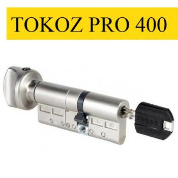Цилиндровый механизм TOKOZ PRO 400 ключ-тумблер