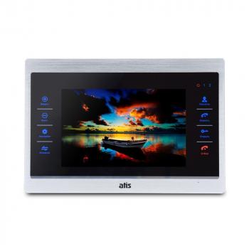 Видеодомофон ATIS AD-740M S-Black с функцией регистратора