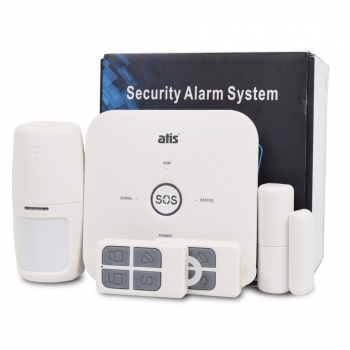 Комплект GSM сигнализации ATIS Kit-GSM90