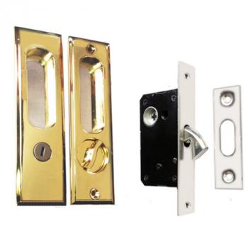 Комплект для раздвижных дверей Sofia 807 (под фиксацию)
