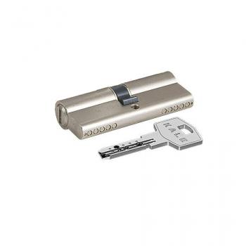 Циліндр Kale 164 BNE ключ/ключ (нікель)