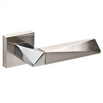 Ручки Fuaro DIAMOND DM SN / CP-3 матовий нікель/хром