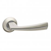 Дверная ручка Fuaro SOUND RM SN/CP-3