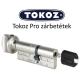 Цилиндровый механизм TOKOZ PRO 300 ключ-тумблер