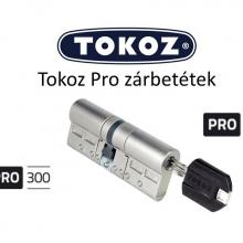 Циліндровий механізм TOKOZ PRO 300  Ключ/Ключ
