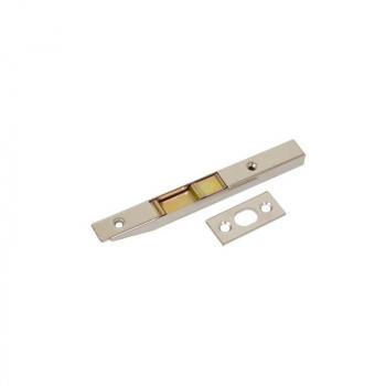 AGB D003001206 Шпінгалет врізний 120/13 нікель
