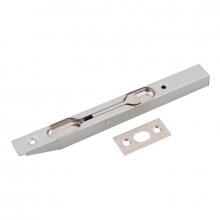 AGB D003201541 Шпингалет врезной 150/16 откидной сатин хром