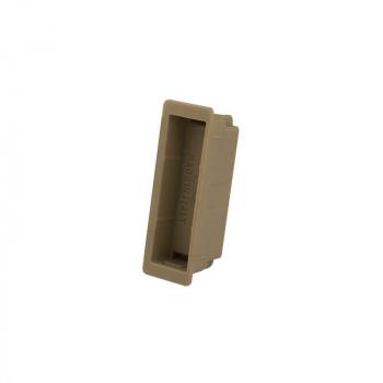 Магнитная вставка под ответную планку AGB Polaris Easy-Fix бронза