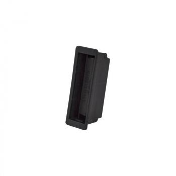 Магнитная вставка под ответную планку AGB Polaris Easy-Fix черная