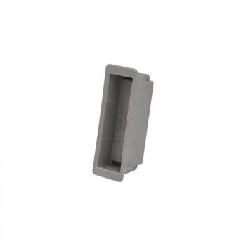 Магнітна вставка під відповідну планку AGB Polaris Easy-Fix сіра