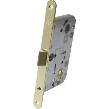 AGB B011035003 Механизм для межкомнатных дверей Mediana Evolution под цилиндр латунь 85мм