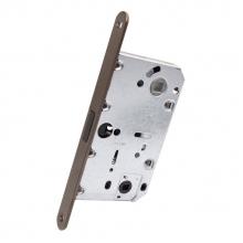 AGB Art. B051025022 Механізм для міжкімнатних дверей Mediana Polaris ант бронза 96мм