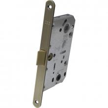 AGB Art. B051025012 Механізм для міжкімнатних дверей Mediana Polaris ант латунь 96мм