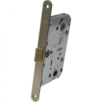 AGB Art. B051025012 Механизм для межкомнатных дверей Mediana Polaris ант латунь 96мм