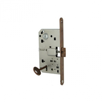 AGB B010155003 Механизм с ключом Mediana латунь