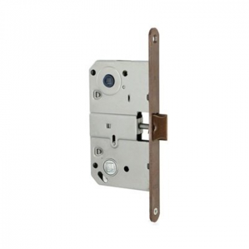 AGB B010195002 Механизм WC для межкомнатных дверей Mediana бронза 90мм