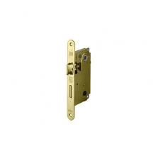 AGB Art. B010065003 Механизм WC с ригельным ключом, цвет латунь