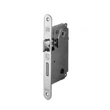 AGB Art. B010065006 Механизм WC с ригельным ключом, цвет никель