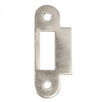 Торцева планка до механізму AGB з рівним відбійником нікель