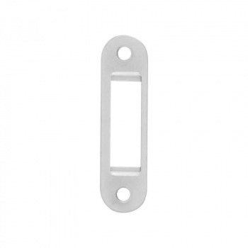 Торцева планка AGB Polaris Easy-Fix 1,2 мм матовий хром