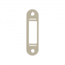Торцева планка AGB Polaris Easy-Fix 1,2 мм нікель