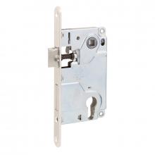 Механізм для міжкімнатних дверей AGB Centr B010255006, нікель, 85мм