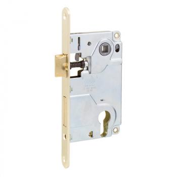 Механизм для межкомнатных дверей AGB Centro B010255003 латунь 85мм