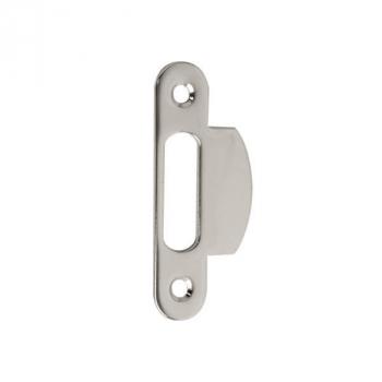 Торцева планка до механізму AGB нікель з п / кр відбійником 8мм (sale)