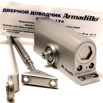 Дверной доводчик морозостойкий Armadillo LY4 85 кг