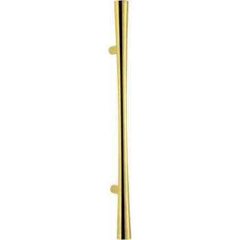 Ручка тянущая Ручки Colombo (ручки дверные Италия) Zen CB 36A zirconium gold HPS