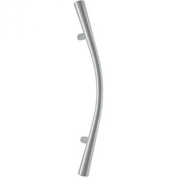 Ручка тянущая Ручки Colombo (ручки дверные Италия) Zen CB 46A матовый хром