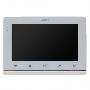 Цветной видеодомофон (монитор) ARNY AVD-710MD