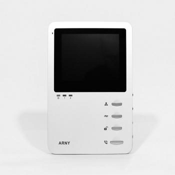 Цветной видеодомофон с памятью AVD-410М
