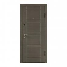 Входные двери ПО-29 (венге серый горизонтальный) Министерство Дверей
