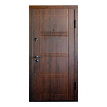 Двери Министерство Дверей ПK-29+ V Дуб темный