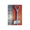 изготовление ключей Виготовлення ключів силумін трикутна ручка (дублікат ключа)