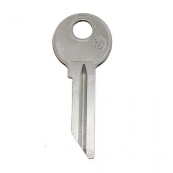 Изготовление ключей 8M-1D (дубликат ключа)