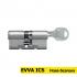 Цилиндровый механизм EVVA ICS (ключ-ключ)