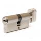 Циліндр Imperial ZCK ключ-тумблер (цинк) колір - сатин