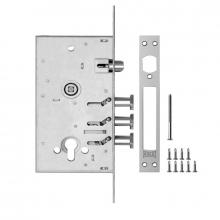 Замок Kale 282 RD w/b для металлических дверей