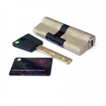 Цилиндр  Sherlock NK   ключ-ключ (никель)