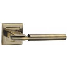 Дверні ручки PUNTO CITY QL ABG зелена бронза