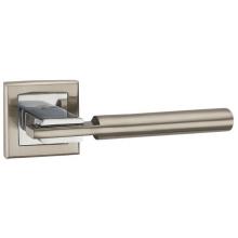 Дверні ручки PUNTO CITY QL SN / CP-3 матовий нікель / хром