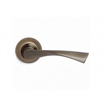 Дверні ручки PARTNER 023 AB (бронза)