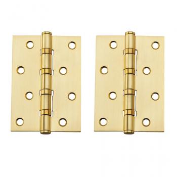 Петли дверные  FZB 100*70 (золото)