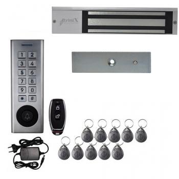 Комплект СКД электромагнитный замок YLI  и радио-кодовая клавиатура SEVEN (для улицы)