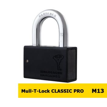 MUL-T-LOCK M16 / C1 * ClassicPro Навесной замок 50мм R_shackle  15,85мм BOX_M