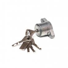 Цилиндр накладного замка ШО-25, ШО-43 (кнопка) (китай)