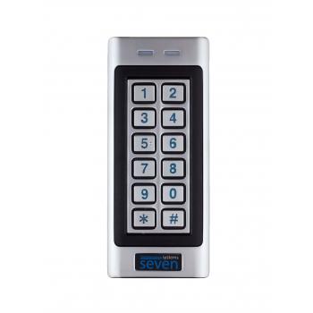 SEVEN CR-775S Кодовая клавиатура-контроллер-считыватель (IP67)
